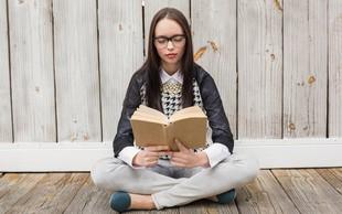 Med novimi branji tudi štirje odlični romani, ki bodo dali misliti!