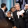 Oskarji: Napaka pri razglasitvi zrežirana?