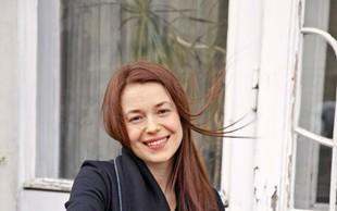 Nina Ivanišin: Odlično se počuti  v igralskem poklicu