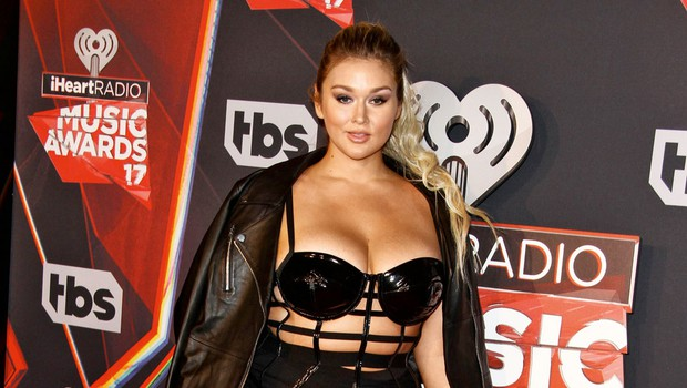 Hunter McGrady: Manekenka z oblinami (foto: Profimedia)
