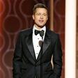 Brad Pitt: Zatekel se je h kiparjenju