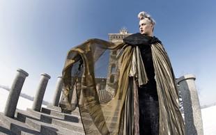 Modna pravljica s slovensko zgodovino