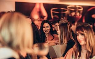 Smetana modne, lepotne in kulinarične blogerske scene na koktejl partiju!