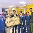Chef Luka Jezeršek: S slastnim burgerjem zbrali kar 2.000 evrov