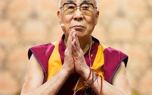 Tudi Dalajlama se zna razjeziti, le razlogi za njegovo jezo so drugačni!