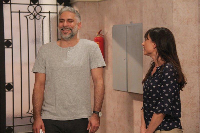 Tina Gorenjak in Sebastijan Cavazza