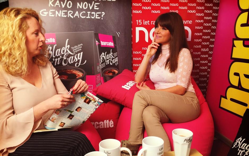 Jasna Kuljaj: Z Ladom Bizovičarjem bi imela težave v postelji! (foto: AML)
