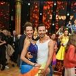 Zvezde plešejo: Naporni plesni treningi za Nušo Lesar!