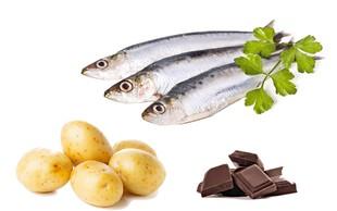 To so živila, ki so kar najbolj bogata z različnimi hranili!