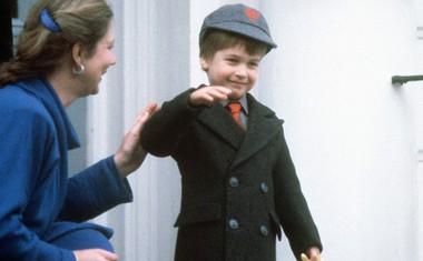Princ George gre septembra letos prvič v šolo