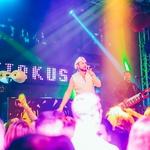 Bepop v Cirkusu na Tutti Frutti zabavi ob 15-letnici revije Nova! (foto: Marko Delbello Ocepek)