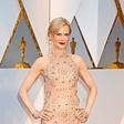 Nicole Kidman presenetila z zabuhlim obrazom