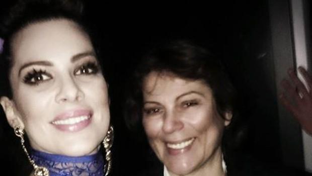 To so mame naših estradnic (foto: Facebook Iris Mulej)