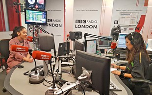 Ina Shai - slovenska pevka postala izvajalka tedna na radiu BBC!
