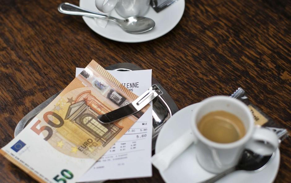 V obtok prihaja novi bankovec za 50 evrov! (foto: profimedia)