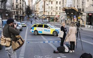 Kaos v Stockholmu: tovornjak zapeljal v množico ljudi! Več mrtvih in veliko ranjenih!