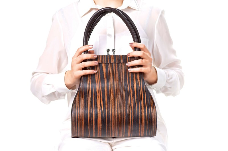 lesena torbica