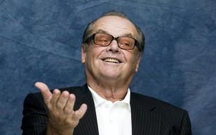 Jack Nicholson dopolnil 80 let