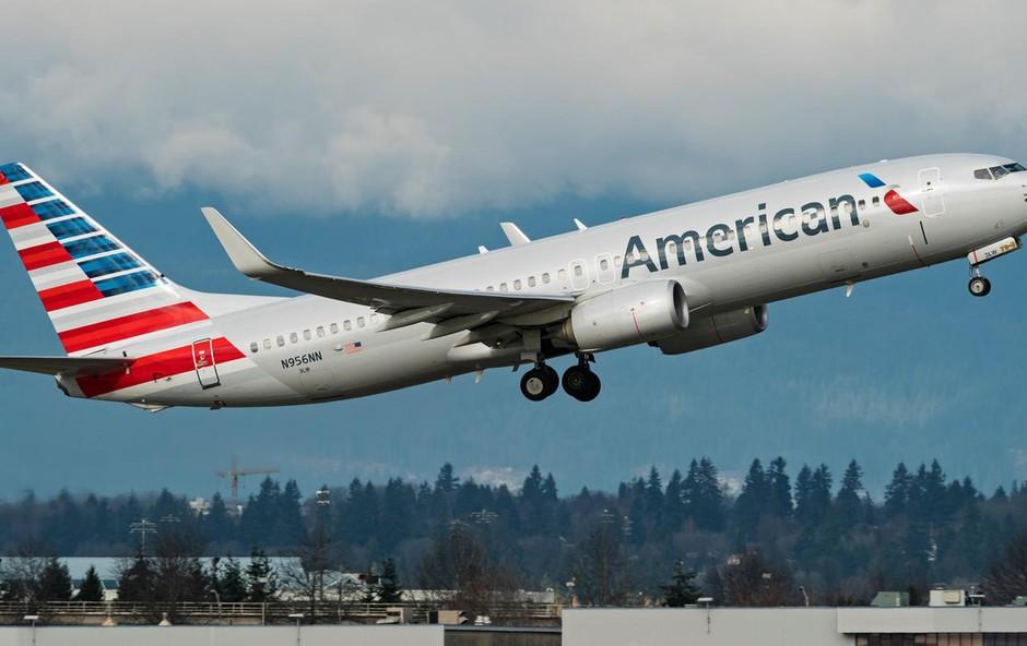 Na ameriškem letalu nov incident! Tokrat je vpletena družba American Airlines! (foto: profimedia)
