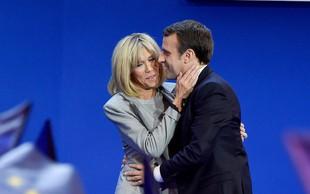 Francoski predsednik bo 40. rojstni dan praznoval na gradu