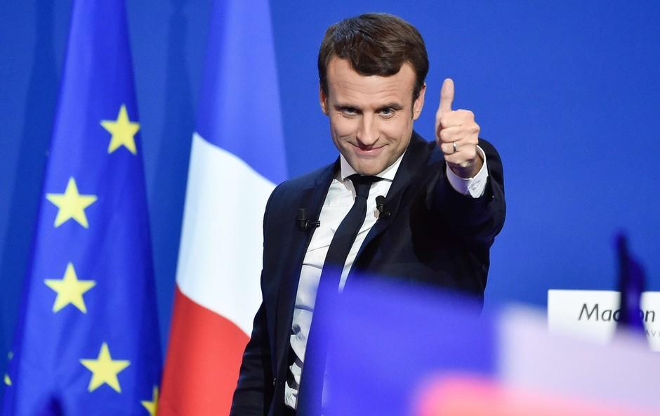 Emmanuel Macron ne bi bil najmlajši, temveč zgolj eden od najmlajših svetovnih voditeljev! (foto: profimedia)