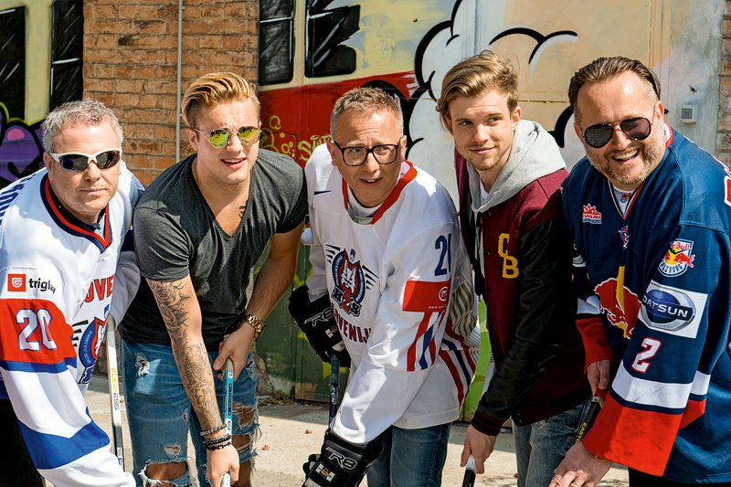 slovenski hokejisti
