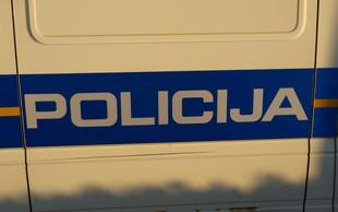 Policisti na sledi neznancem, ki so s svinjsko glavo oskrunili spomenik v Kidričevem!