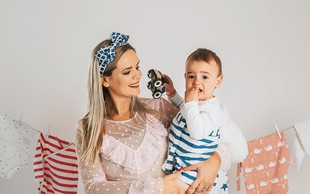 Aida in Dragan Gajić: V veselem pričakovanju princeske