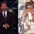 Jimmy Kimmel med oddajo čustveno razodel rojstvo in bolezen sina