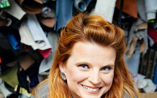 Editta Zelolepo: Usnje je njen medij za izražanje