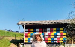 Simona Gostinčar, čebelarka: Namesto ovac izbrala čebele