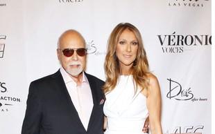 Céline Dion še ni pripravljena na novo razmerje