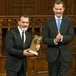 Kralj Felipe podelil nagrado Antoniu Banderasu