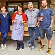 Kulinaričen oddih Karima in Bineta na domačiji Butul