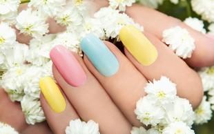 Laki za nohte: Pomladna zapoved so pastelne barve