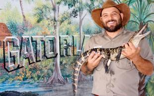 Donny Aldarelli,  trener krotilcev aligatorjev: Krokodil »Donny«
