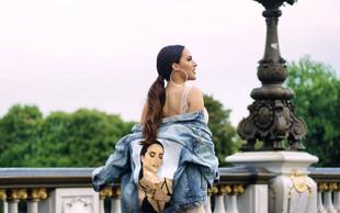 Hrvaška Kim Kardashian povzročila kaos v Parizu