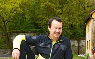 Andrej Težak Tešky: V treh mesecih  izgubil 15 kg