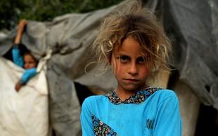 Število begunskih otrok brez spremstva narašča, opozarja Unicef!