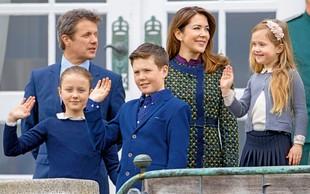 Študentka na izmenjavi živi z dansko kraljevo družino