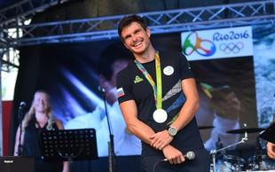 Olimpijske kolajne iz Ria razpadajo, Žbogar upa, da je njegova cela!