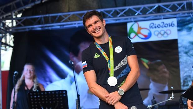 Olimpijske kolajne iz Ria razpadajo, Žbogar upa, da je njegova cela! (foto: profimedia)