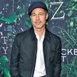 Brad Pitt že pol leta ne pije in ne kadi trave