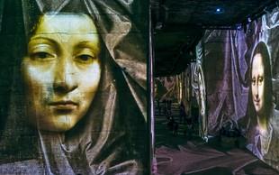 Mati Leonarda da Vincija je bila revna sirota, ki jo je pri 15 letih zapeljal notar Piero da Vinci