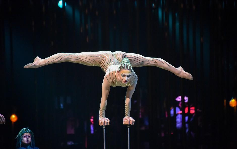 Po skoraj leto dni dolgem čakanju Cirque du Soleil končno prihajajo v Slovenijo (foto: Promo)