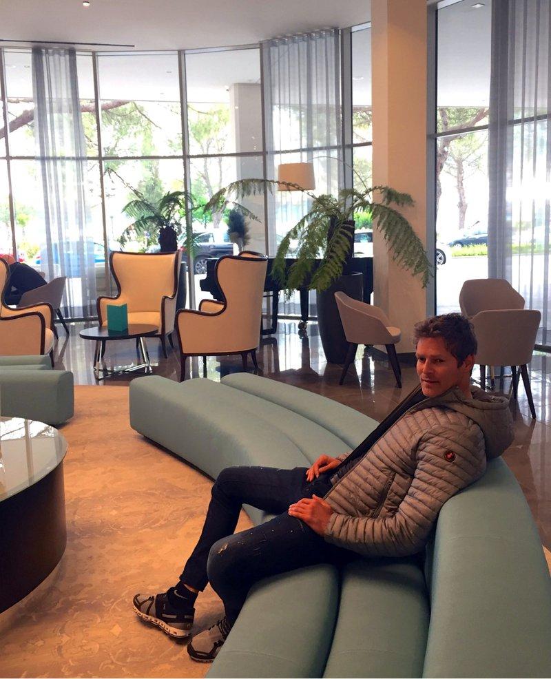 Alen Kobilica v Mind Hotelu Slovenija