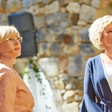 TV poroka: Saša Einsiedler poročila mladi par