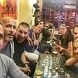 Denis Porčič Chorchyp nazdravljal s prijatelji: Odplesal v 38. leto