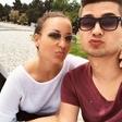 Ema Sladič & Jasmin Cerić: vroče zaljubljena in zaročena!