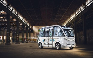 Tehnološka senzacija na Dunaju: električni avtobusi brez voznika
